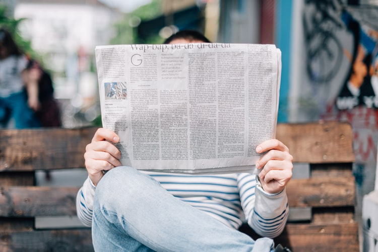 Newspaper Print – How it Works All the Way
